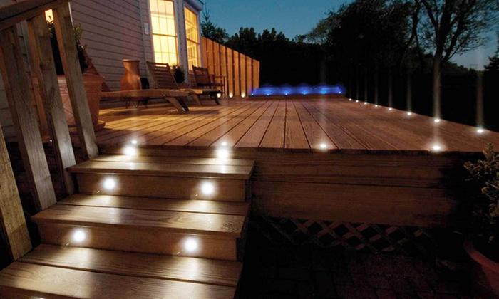 Ellumiere Deck Light The Landscape Centre